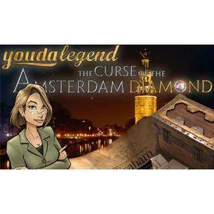 JEUX À TÉLÉCHARGER Youda Legend: The Curse of the Amsterdam Diamond