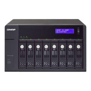 SERVEUR STOCKAGE - NAS  QNAP UX-800P boite de stockage