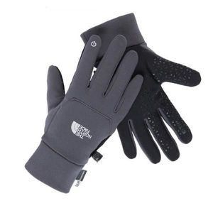 GANT TACTILE SMARTPHONE Gants tactiles The North Face gris fonce taille M