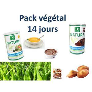pack regime hyperproteine 14 jours proteines vegetales achat vente substitut de repas pack. Black Bedroom Furniture Sets. Home Design Ideas