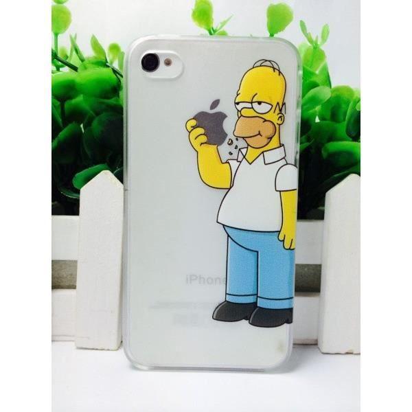 Coque Simpson Iphone C