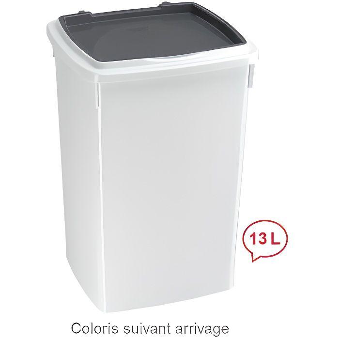 conteneur croquettes feedy 13 l ferplast achat vente boite pour alimentation conteneur. Black Bedroom Furniture Sets. Home Design Ideas