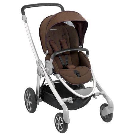 poussette bebe bebe confort elea marron achat vente poussette poussette bc elea marron. Black Bedroom Furniture Sets. Home Design Ideas