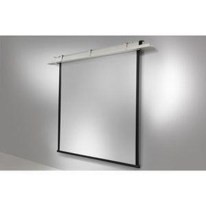 ecran encastrable celexon expert motoris 160x160 ecran de projection avis et prix pas cher. Black Bedroom Furniture Sets. Home Design Ideas
