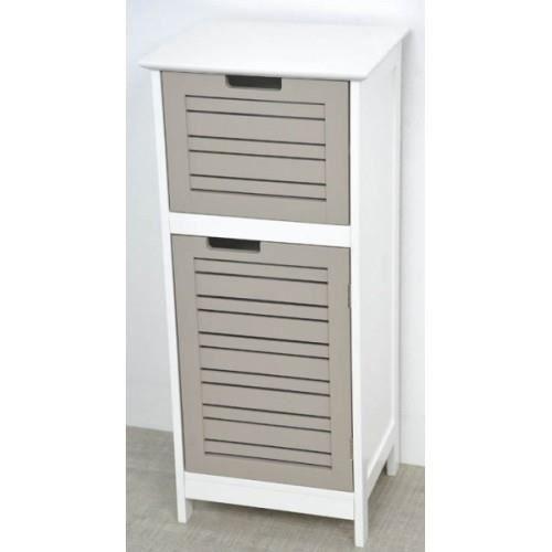 Element bas 1 porte 1 tiroir achat vente salle de for Element bas salle de bain