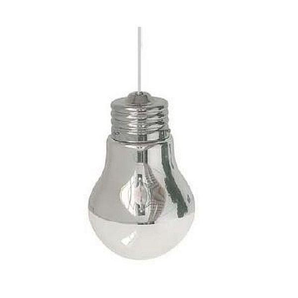 Suspension lume en metal chrome et verre achat vente suspensi - Suspension plusieurs lampes ...