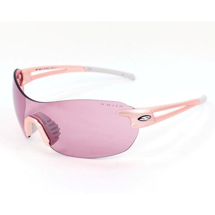 lunettes de soleil smith optics v90 rose verre achat. Black Bedroom Furniture Sets. Home Design Ideas