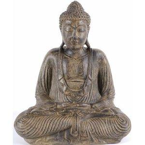 Statue Bouddha En Pierre Achat Vente Statue Bouddha En