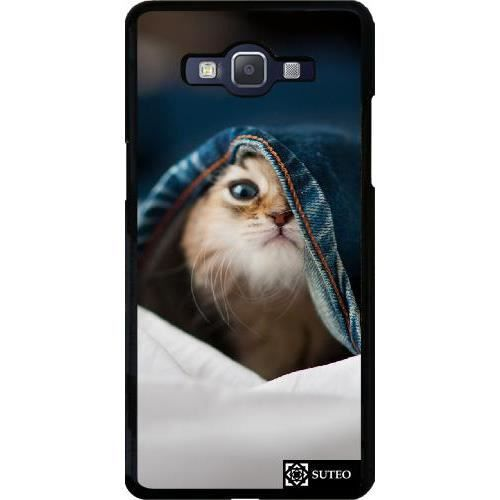 Coque samsung galaxy grand prime sm g530 chat cach for Cuisine qui se ferme