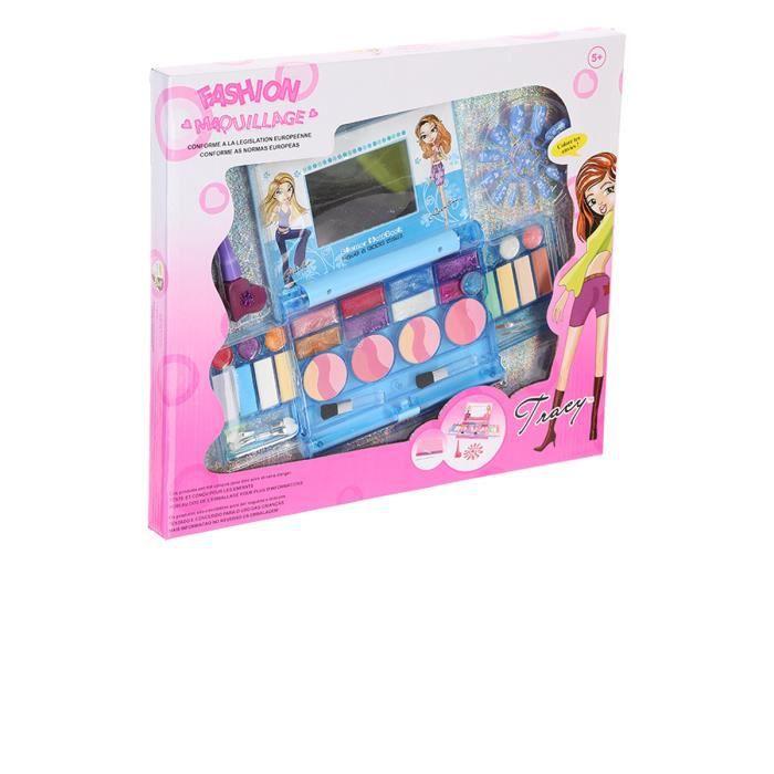 coffret de maquillage achat vente coffret cadeau beaut coffret de maquillage cdiscount. Black Bedroom Furniture Sets. Home Design Ideas