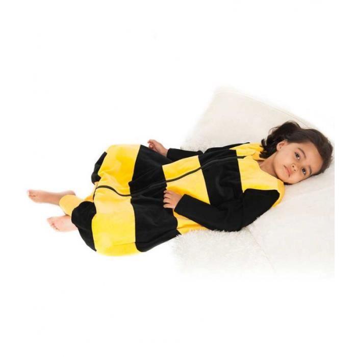 gigoteuse pieds the penguin bag company abeille 2 4 ans achat vente gigoteuse. Black Bedroom Furniture Sets. Home Design Ideas