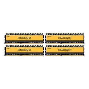 BALLISTIX Mémoire PC Tactical KIT - DDR3 - 32GB - (8GB*4) - 1600