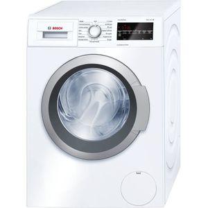 LAVE-LINGE Bosch WAT28480FF 01.Lave-Linge Frontal