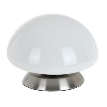 Lampe touch ovni champignon blanche achat vente lampe touch ovni cham - Lampe touch champignon ...