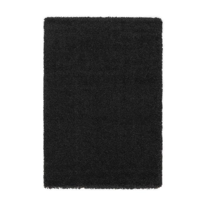 tapis salon como noir achat vente tapis les soldes sur cdiscount cdiscount. Black Bedroom Furniture Sets. Home Design Ideas