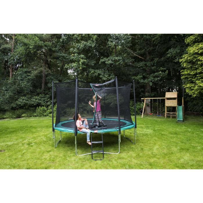 BERG Trampoline Favorit + Safety Net Comfort 380