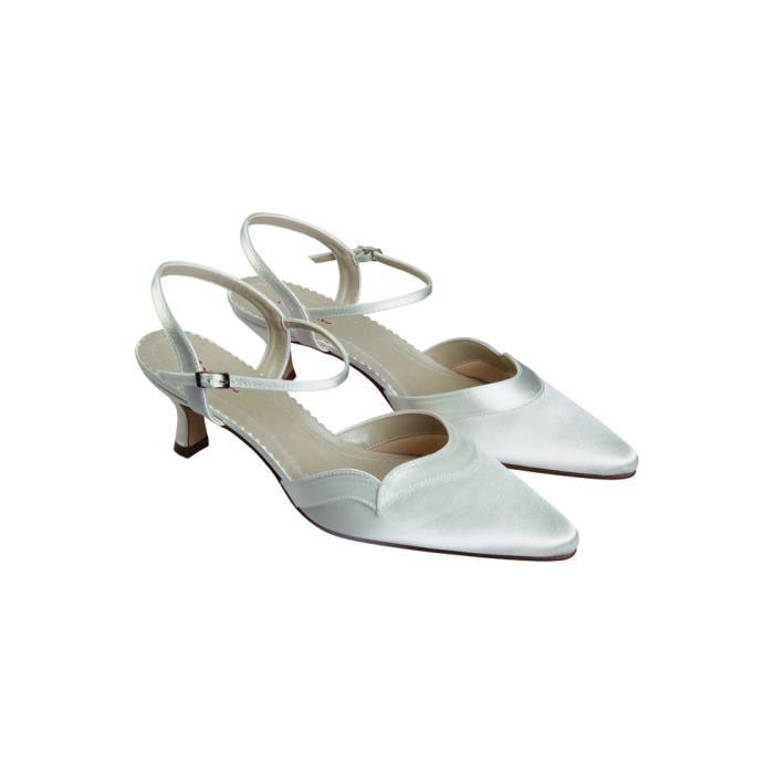 chaussures de mariage ivoire tr achat vente escarpin chaussures de mariage ivoi. Black Bedroom Furniture Sets. Home Design Ideas