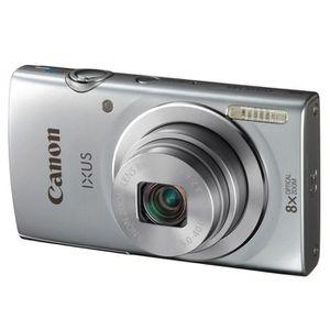 APPAREIL PHOTO COMPACT CANON Ixus 145 Compact Silver - CCD 16MP Zoom 8x