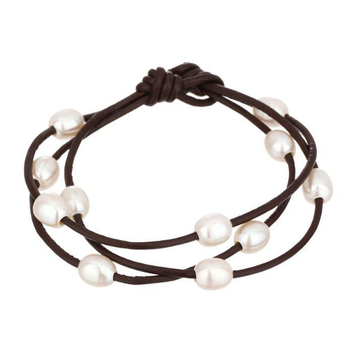 nacre de perle bracelet femme noir et blanc achat vente sautoir et collier nacre de perle. Black Bedroom Furniture Sets. Home Design Ideas