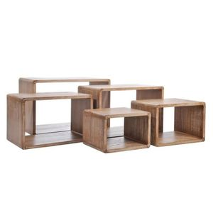 Table de salon gigogne achat vente table de salon gigogne pas cher cdiscount - Table de salon gigogne ...