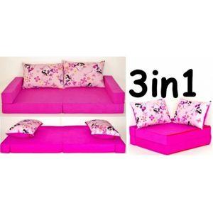 fauteuil lit d appoint achat vente fauteuil lit d appoint pas cher cdiscount. Black Bedroom Furniture Sets. Home Design Ideas