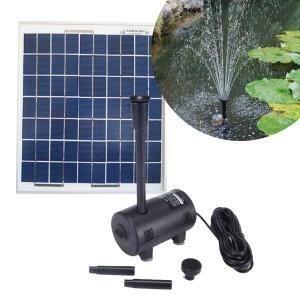 kit pompe solaire blp750 avec panneau solaire 12v achat vente pompe filtration kit pompe. Black Bedroom Furniture Sets. Home Design Ideas