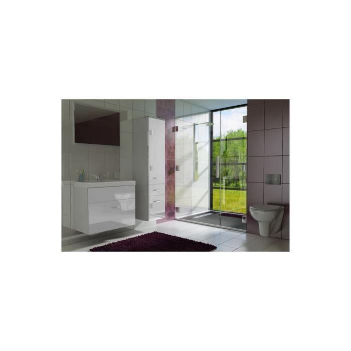 Justhome eva mini ensemble salle de bain 3 pi ces for Salle de bain 3 couleurs