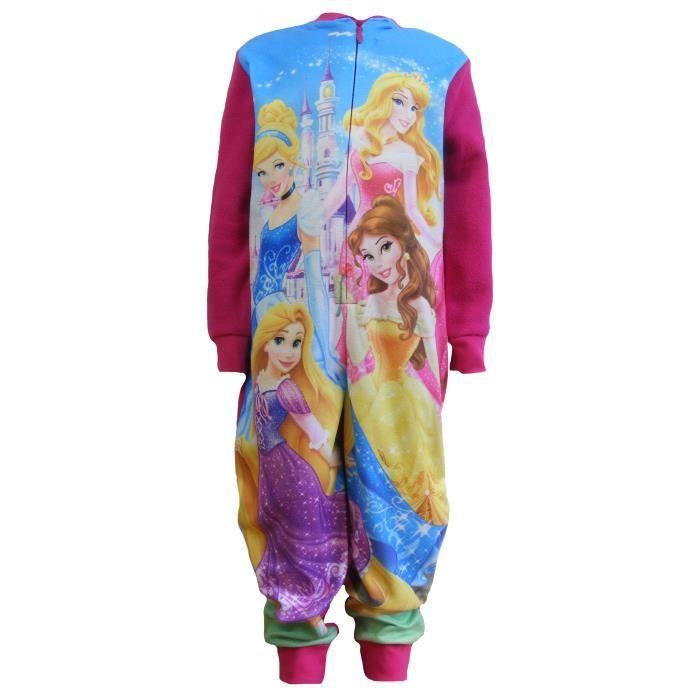 grenouill re polaire enfant fille pyjama motif disney. Black Bedroom Furniture Sets. Home Design Ideas