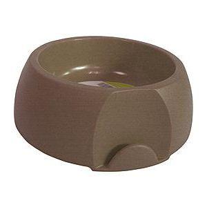 petite gamelle chien chat ronde marron 1l achat vente gamelle cuelle petite gamelle. Black Bedroom Furniture Sets. Home Design Ideas