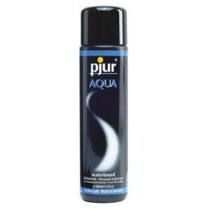 LUBRIFIANT Lubrifiant Pjur Aqua 100 ml Formule à base d eau
