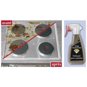 Produit nettoyant pour cuisinière électrique