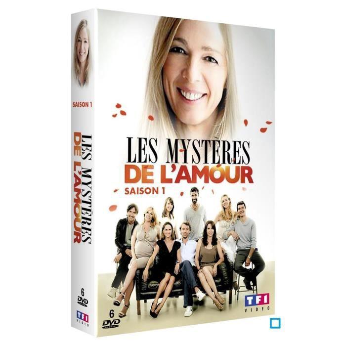 DVD SÉRIE DVD Les mystères de l'amour, saison 1