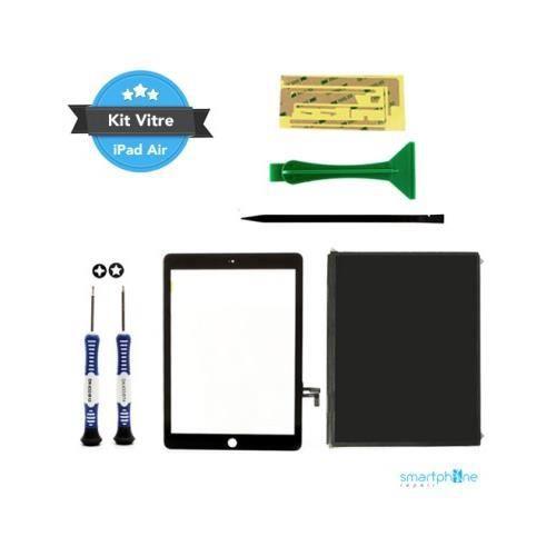 kit r paration vitre tactile lcd ipad prix pas cher cdiscount. Black Bedroom Furniture Sets. Home Design Ideas