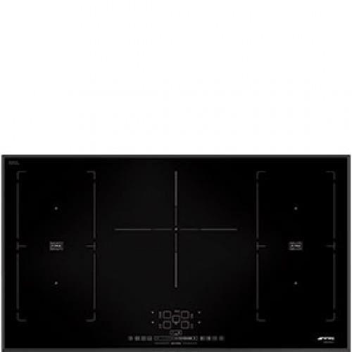 plaque induc sim592b 90cm bisel 5f achat vente plaque. Black Bedroom Furniture Sets. Home Design Ideas