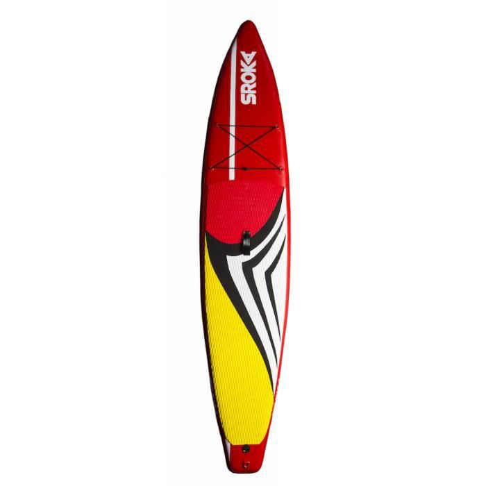 stand up paddle gonflable sroka sup the discover achat vente stand up paddle gonflable s
