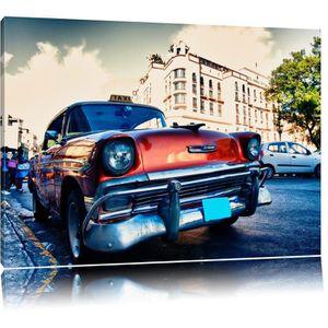 tableau voiture ancienne achat vente tableau voiture ancienne pas cher cdiscount. Black Bedroom Furniture Sets. Home Design Ideas