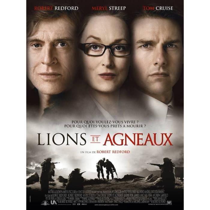 Download Lions et agneaux Poster