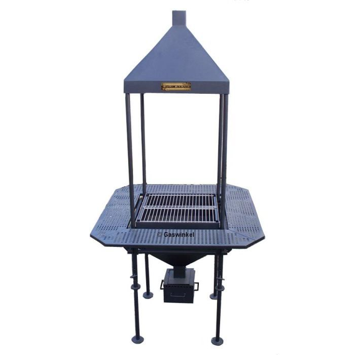 Broilfire party grill foyer de jardin barbecue achat for Foyer exterieur a donner