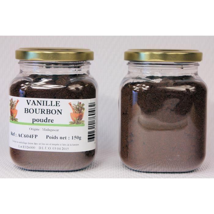 Vanille bourbon en poudre en pot PET 390ml de 1… - Achat