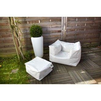 Ensemble d tente fauteuil type club repose pieds achat - Fauteuil detente jardin ...