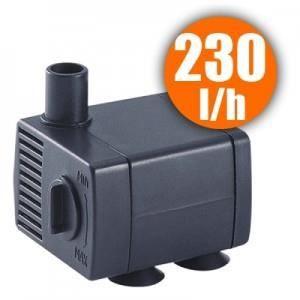 pompe eau compacte d bit r glable de 230 l h achat vente filtration pompe pompe eau. Black Bedroom Furniture Sets. Home Design Ideas