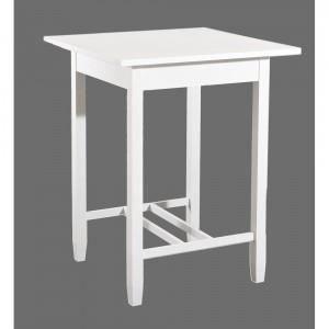 Table de bar 85cm ella achat vente mange debout table for Table de x 6