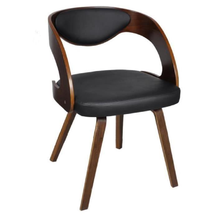 Lot de 6 chaises accoudoirs salle manger achat for Lot de 6 chaises de salle a manger
