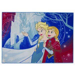 Tapis la reine des neiges achat vente tapis la reine des neiges pas cher cdiscount Tapis reine des neiges
