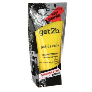 CIRE - GEL COIFFANT GOT2B Gel Coiffant Pot de Colle 150ml (x1)