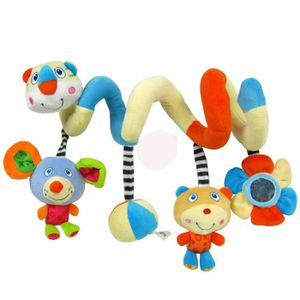 HOCHET Peluche bébé jouet multifonctionnel pour bébé mobi