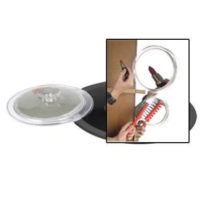 Miroir grossissant x5 150mm ventouse achat vente for Miroir grossissant ventouse