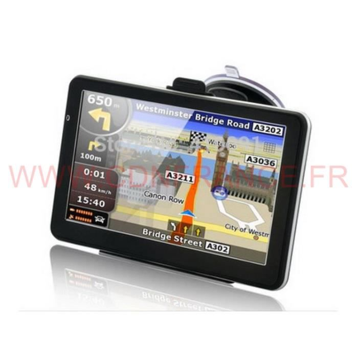 gps special camion poids lourds camping car achat vente pack gps auto gps special camion. Black Bedroom Furniture Sets. Home Design Ideas