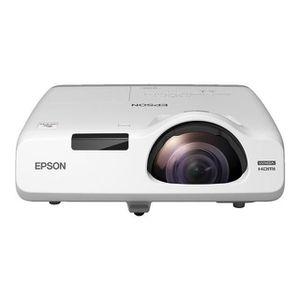 Vidéoprojecteur Epson EB-525W - Vidéoprojecteur 3LCD WXGA 2800 Lum