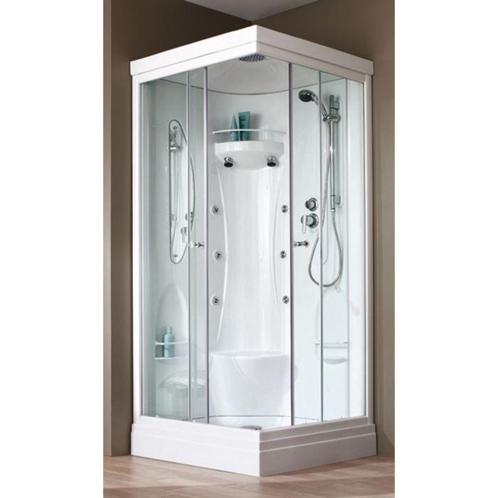 Cabines de douche achat vente cabines de douche pas cher - Cabine de douche pas chere ...